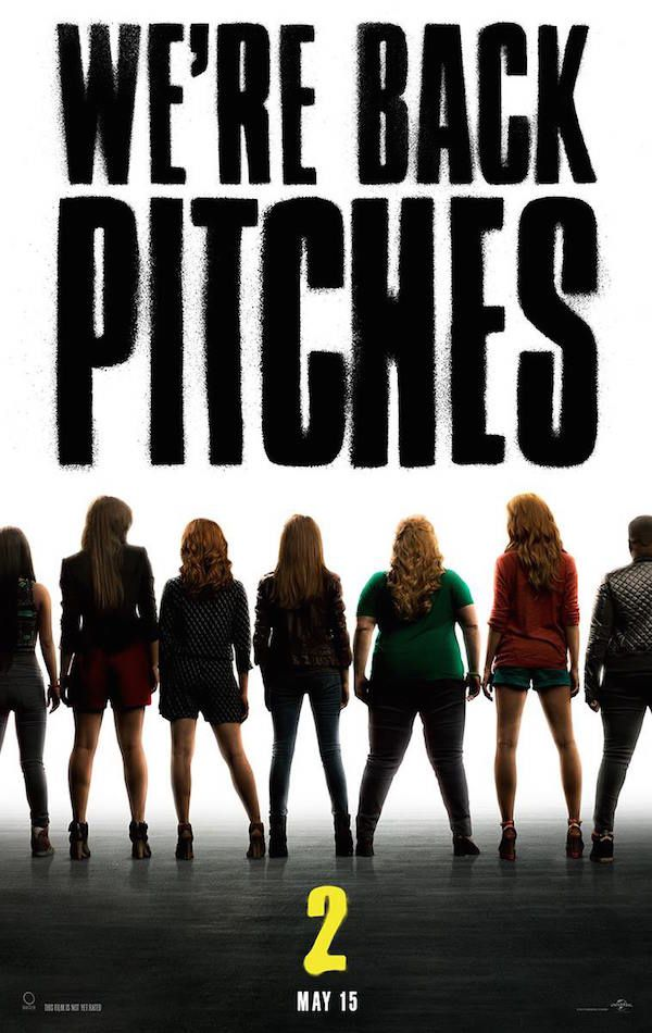Pitch Perfect 2 (BANDE ANNONCE) avec Anna Kendrick, Brittany Snow, Anna Camp - 22 07 2015
