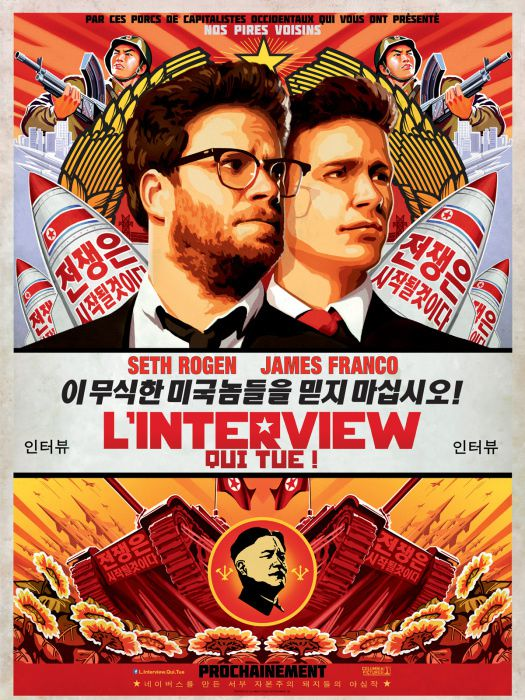 L'Interview qui tue ! (BANDE ANNONCE 2014 VF et VOST) avec Seth Rogen, James Franco, Randall Park (The Interview)