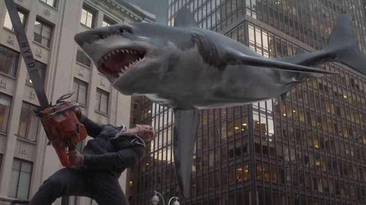 Sharknado 2 : The Second One (BANDE ANNONCE VF et VO 2014) avec Ian Ziering, Tara Reid, Vivica A. Fox