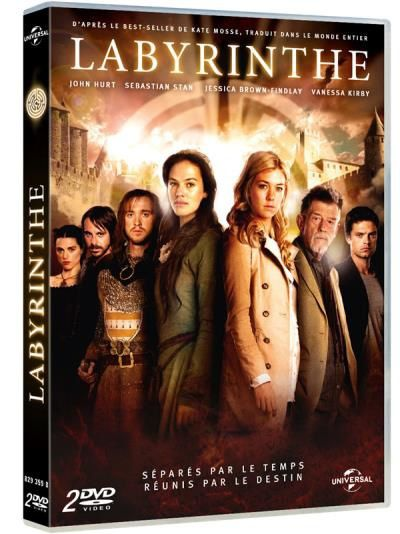 Labyrinthe (BANDE ANNONCE VO 2012) avec John Hurt, Tom Felton (Labyrinth)
