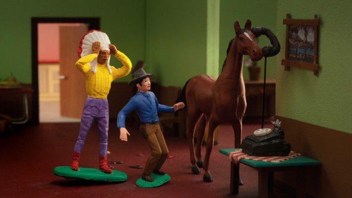 Panique chez les jouets (BANDE ANNONCE) 26 11 2014