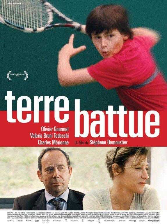 TERRE BATTUE (BANDE ANNONCE 2014) avec Olivier Gourmet, Valeria Bruni Tedeschi, Charles Mérienne