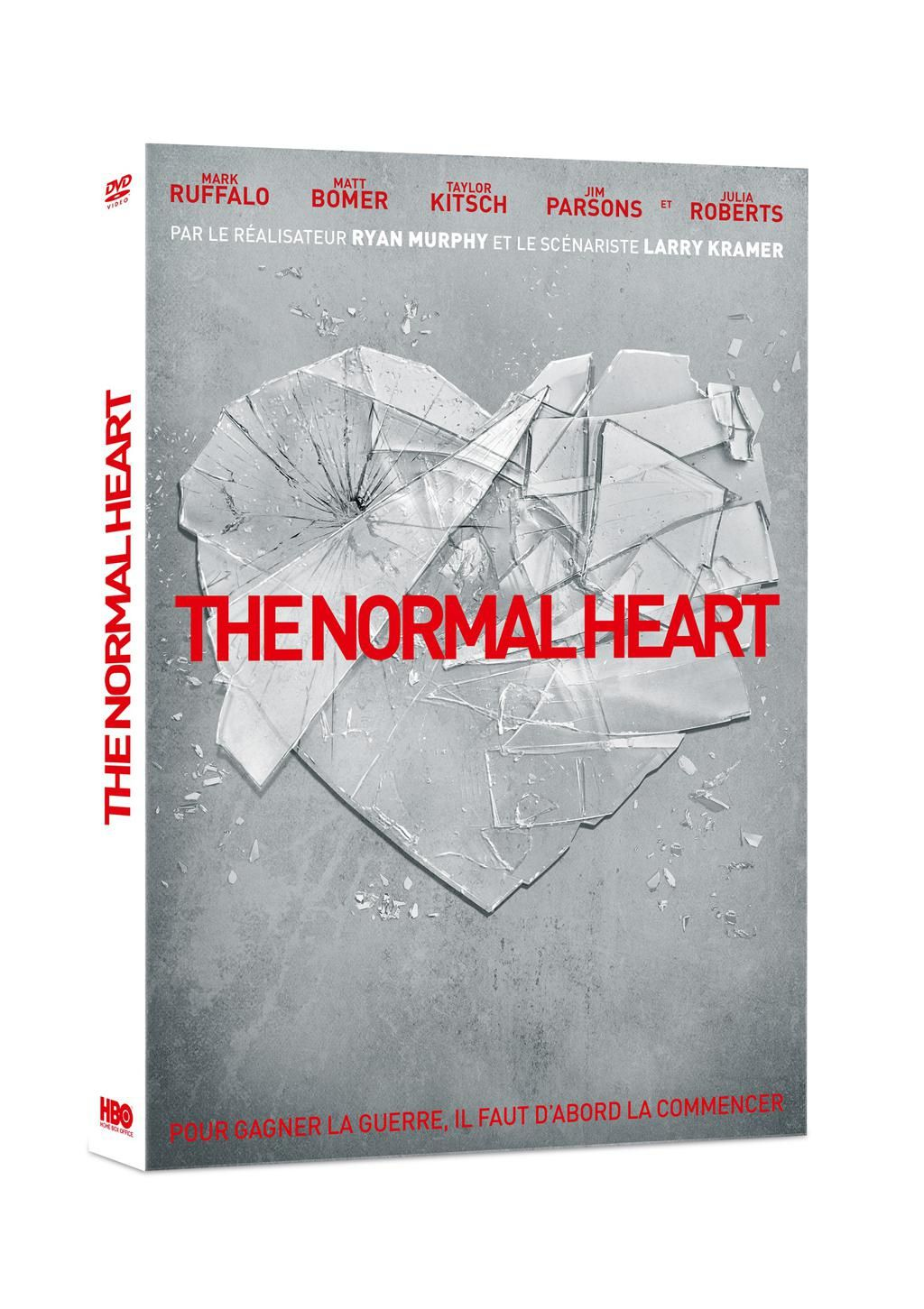 The Normal Heart (BANDE ANNONCE VO 2014) avec Mark Ruffalo, Julia Roberts