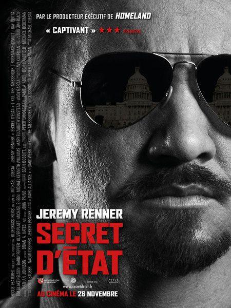 Secret d'état (MAKING-OF) avec Jeremy Renner, Mary Elizabeth Winstead, Michael Sheen - 26 11 2014 (Kill The Messenger)