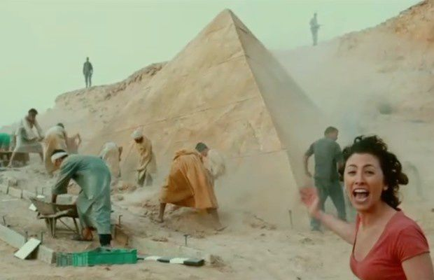 Pyramide (The Pyramid) (BANDE ANNONCE VF et VOST 2015) avec Ashley Hinshaw, Denis O'Hare, James Buckley