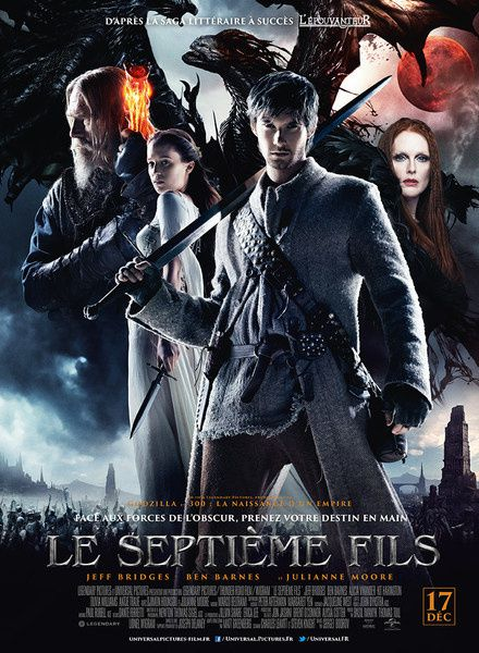 Le Septième Fils (3 EXTRAITS VF et VOST) avec Jeff Bridges, Julianne Moore - 17 12 2014 (The Seventh Son)