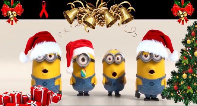 Découvrez la vidéo de Noël des Minions, et passez de bonnes fêtes en leur compagnie.