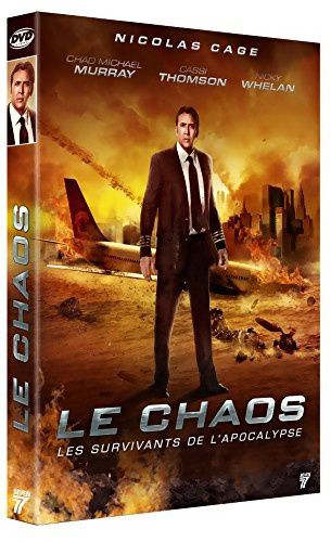 Le Chaos (Left Behind) (BANDE ANNONCE VO 2014) avec Nicolas Cage, Chad Michael Murray, Lea Thompson