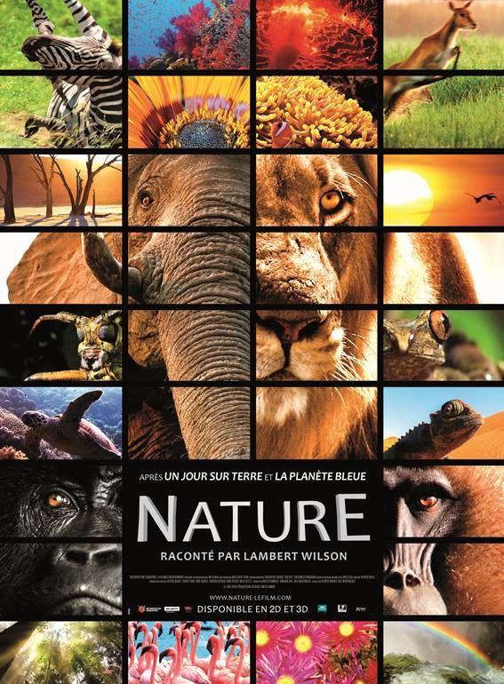 NATURE (Featurette : L'enfer sur Terre) Au cinéma le 24 décembre 2014 !