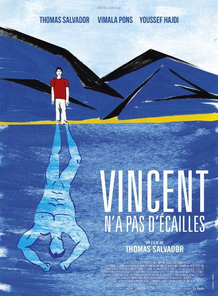 Vincent n'a pas d'écailles (BANDE ANNONCE) de et avec Thomas Salvador - 18 02 2015