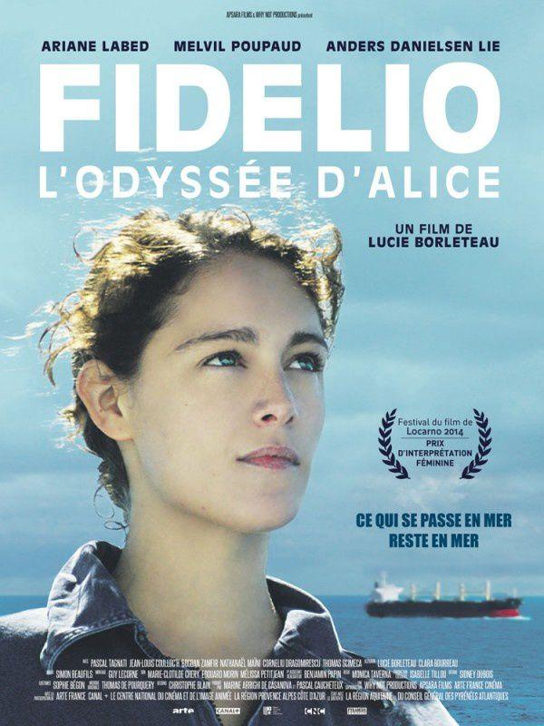 Fidelio, l'odyssée d'Alice (BANDE ANNONCE 2014) avec Ariane Labed, Melvil Poupaud, Anders Danielsen Lie