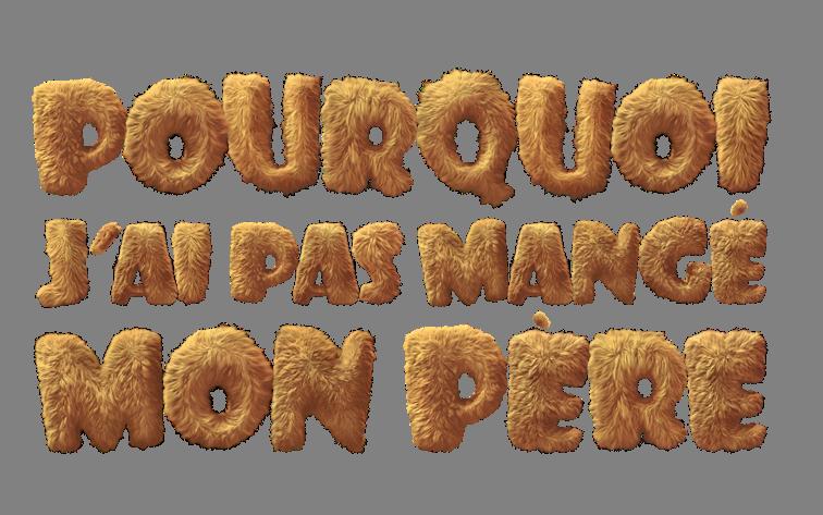 Apprenez à crier avec le nouveau teaser du film POURQUOI J'AI PAS MANGE MON PERE de Jamel Debbouze - Le 8 avril 2015 au cinéma !