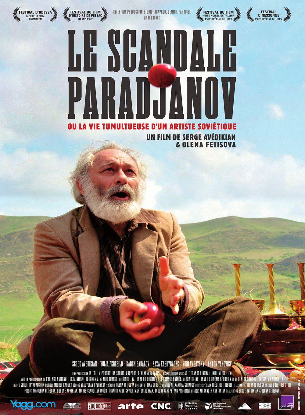 Le Scandale Paradjanov ou La vie tumultueuse d'un artiste soviétique (BANDE ANNONCE VOST 2013)