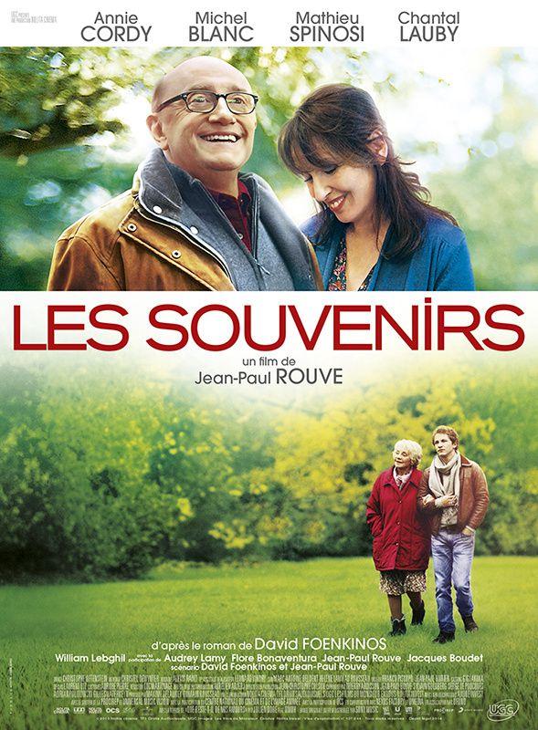 Les Souvenirs (3 EXTRAITS) avec Michel Blanc, Annie Cordy, Chantal Lauby - 14 01 2015
