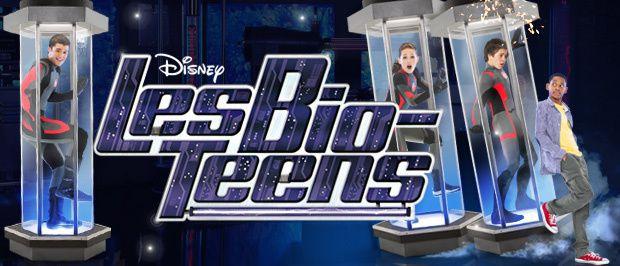 Les Bio-Teens - Dimanche 11 janvier 2015 à partir de 14h40 sur Disney Channel !