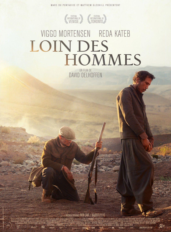 Loin des Hommes (3 EXTRAITS) avec Viggo Mortensen et Reda Kateb - 14 01 2015