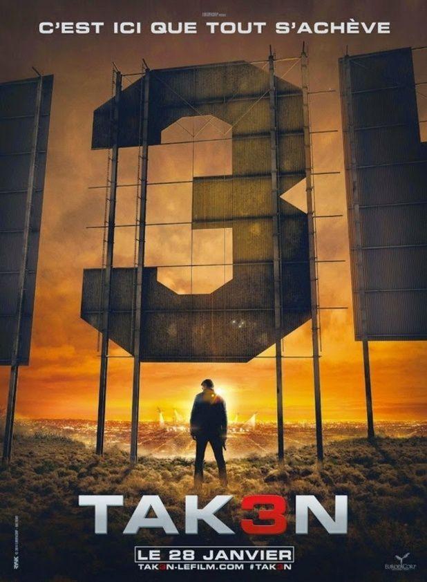TAKEN 3 (Making-of : Les cascades) avec Liam Neeson au cinéma le 21 janvier 2015 !