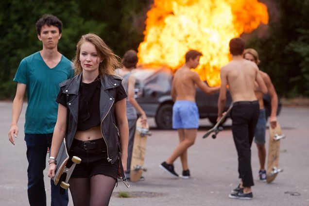 The Smell of Us (BANDE ANNONCE 2014) de Larry Clark