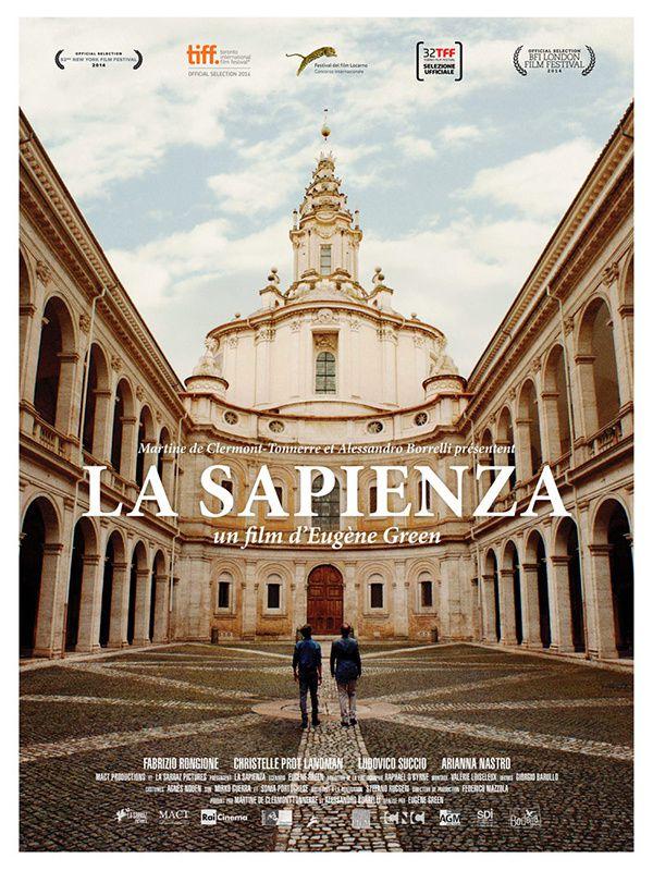 LA SAPIENZA (BANDE ANNONCE VOST 2015) avec Fabrizio Rongione, Christelle Prot, Ludovico Succio