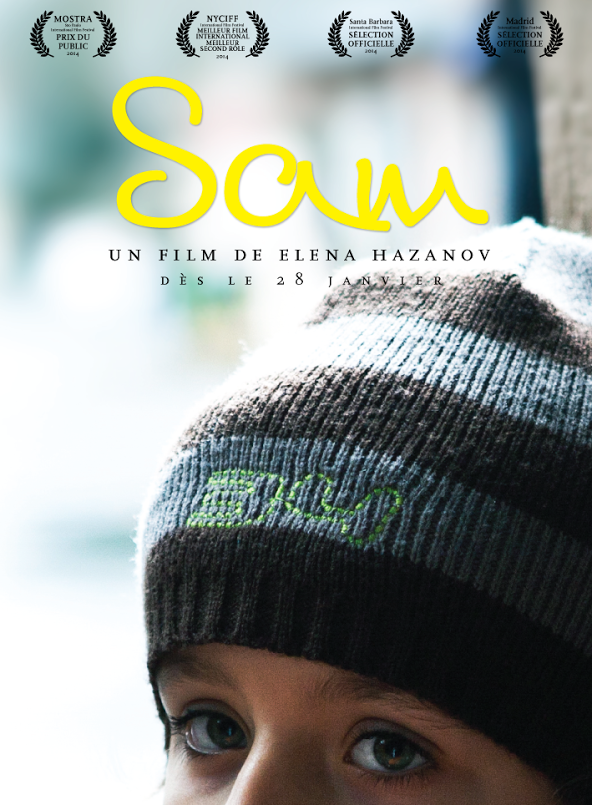 SAM (BANDE ANNONCE 2013) de Elena Hazanov avec Isabelle Caillat, Serge Musy