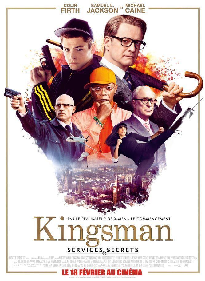 Kingsman : Services Secrets (6 featurettes VOST) Sortie le 18 février 2015 au cinéma
