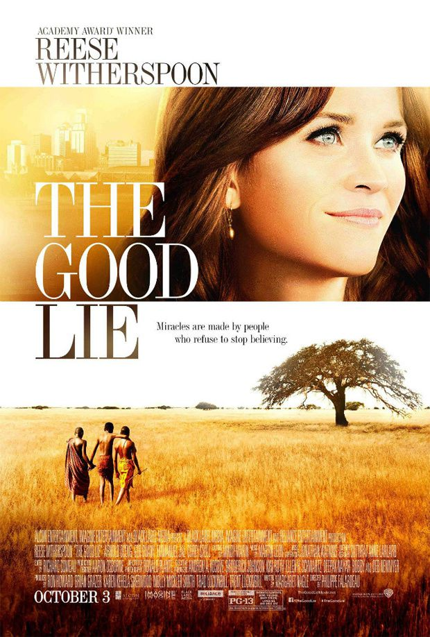 THE GOOD LIE (BANDE ANNONCE VO 2014) avec Reese Witherspoon, Corey Stoll, Thad Luckinbill