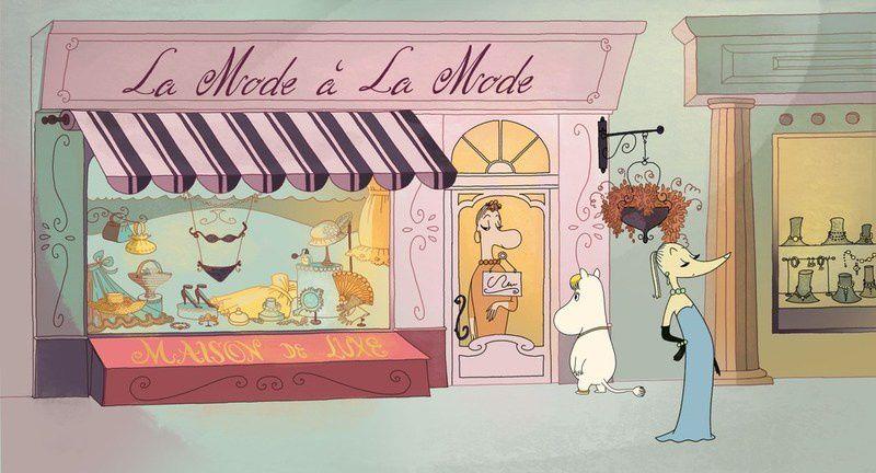 Les Moomins sur la Riviera (BANDE ANNONCE) le 4 février 2015 au cinéma