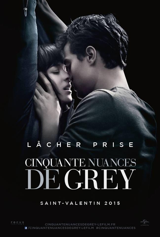 SPOT 1 - Cinquante Nuances de Grey, le 11 février 2015 au cinéma
