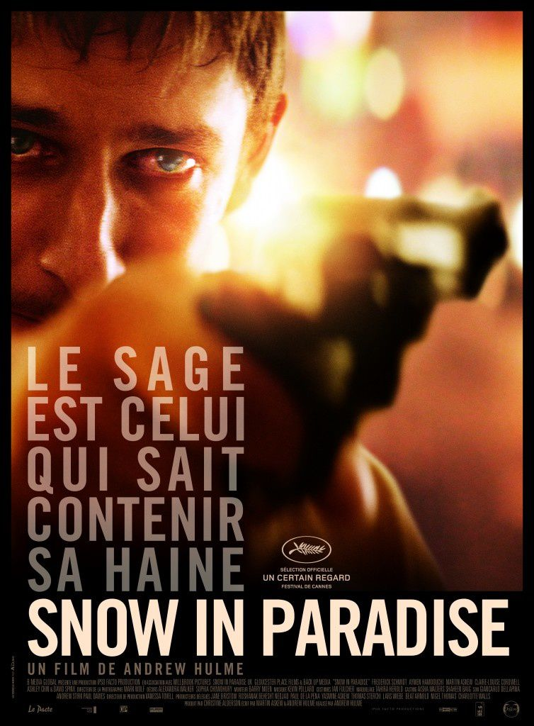 SNOW IN PARADISE (BANDE ANNONCE VOST 2015) de Andrew Hulme