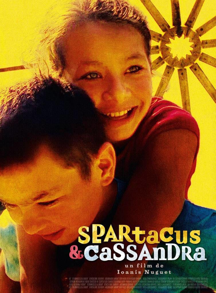 Spartacus & Cassandra (BANDE ANNONCE) de Ioanis Nuguet - 11 02 2015