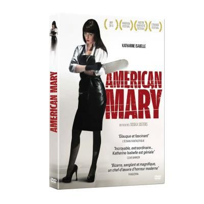 American Mary (BANDE ANNONCE VO) en DVD et BLU-RAY le 3 mars 2015