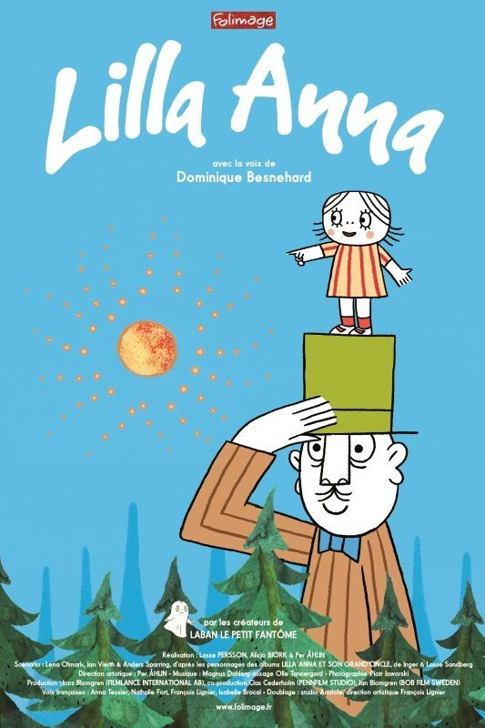 LILLA ANNA (BANDE ANNONCE 2015) de Per Ahlin, Lasse Persson, Alicja Björk Jaworski