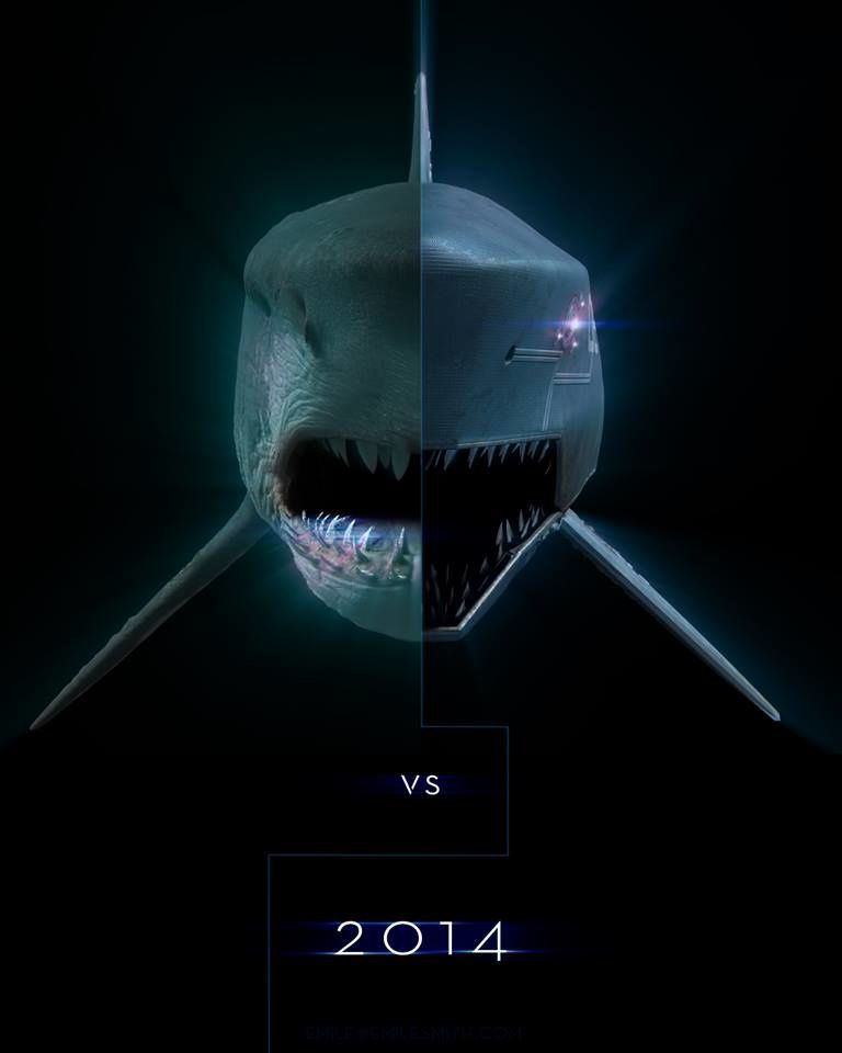 Mega Shark vs. Mecha Shark (2014) (BANDE ANNONCE) avec Christopher Judge, Hannah Levien, Elisabeth Röhm