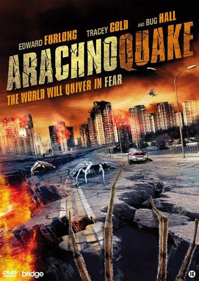 Arachnoquake (BANDE ANNONCE VO 2012) avec Edward Furlong, Tracey Gold