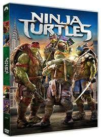 NINJA TURTLES : Les légendaires héros en carapace sont de retour en BLU-RAY 3D, BLU-RAY et DVD le 25 février 2015 !