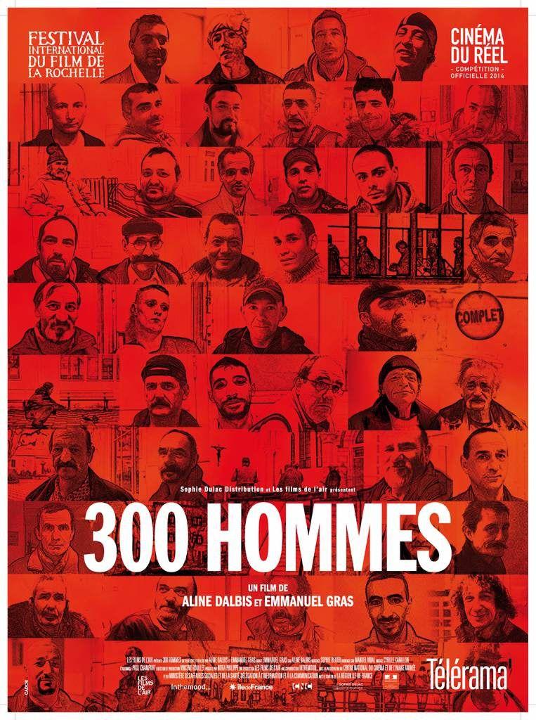 300 Hommes (BANDE ANNONCE 2015) de Aline Dalbis et Emmanuel Gras