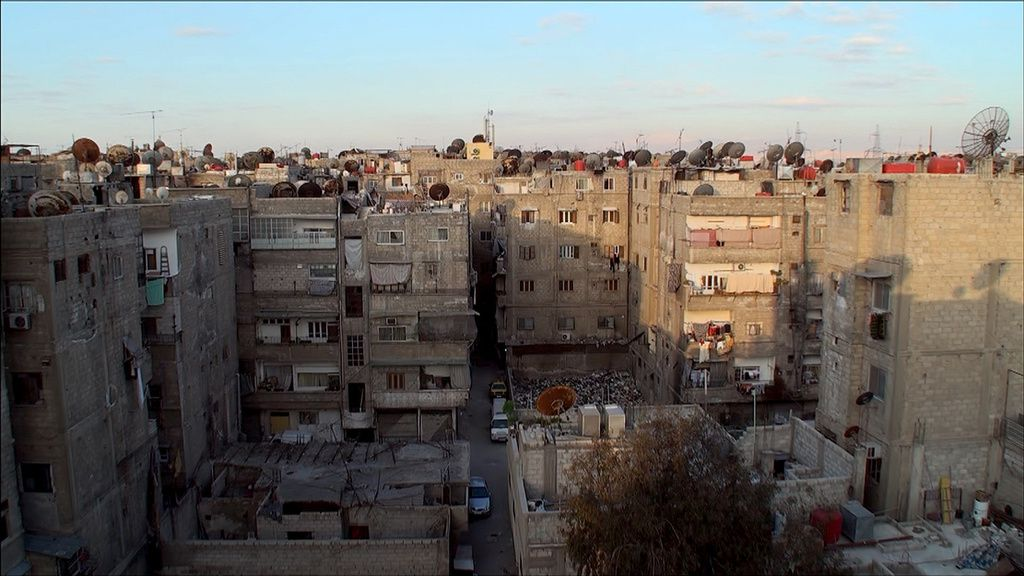 Les Chebabs de Yarmouk (BANDE ANNONCE VOST 2015) de Axel Salvatori-Sinz