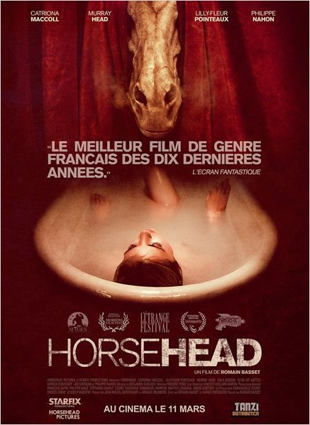 Horsehead (Fièvre) (BANDE ANNONCE 2015) avec Murray Head, Lilly-fleur Pointeaux, Catriona Maccoll