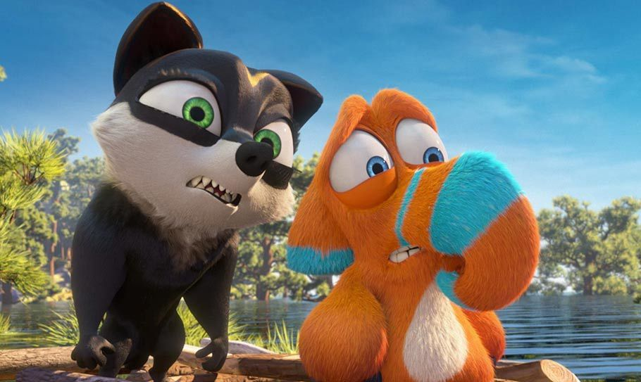 Oups ! J'ai raté l'arche… (BANDE ANNONCE VF et VO 2015) (Ooops! Noah is Gone...) (Two by Two)