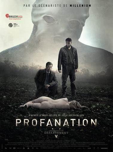 Les Enquêtes du Département V : Profanation (BANDE ANNONCE VF et VOST 2015) de Mikkel Norgaard