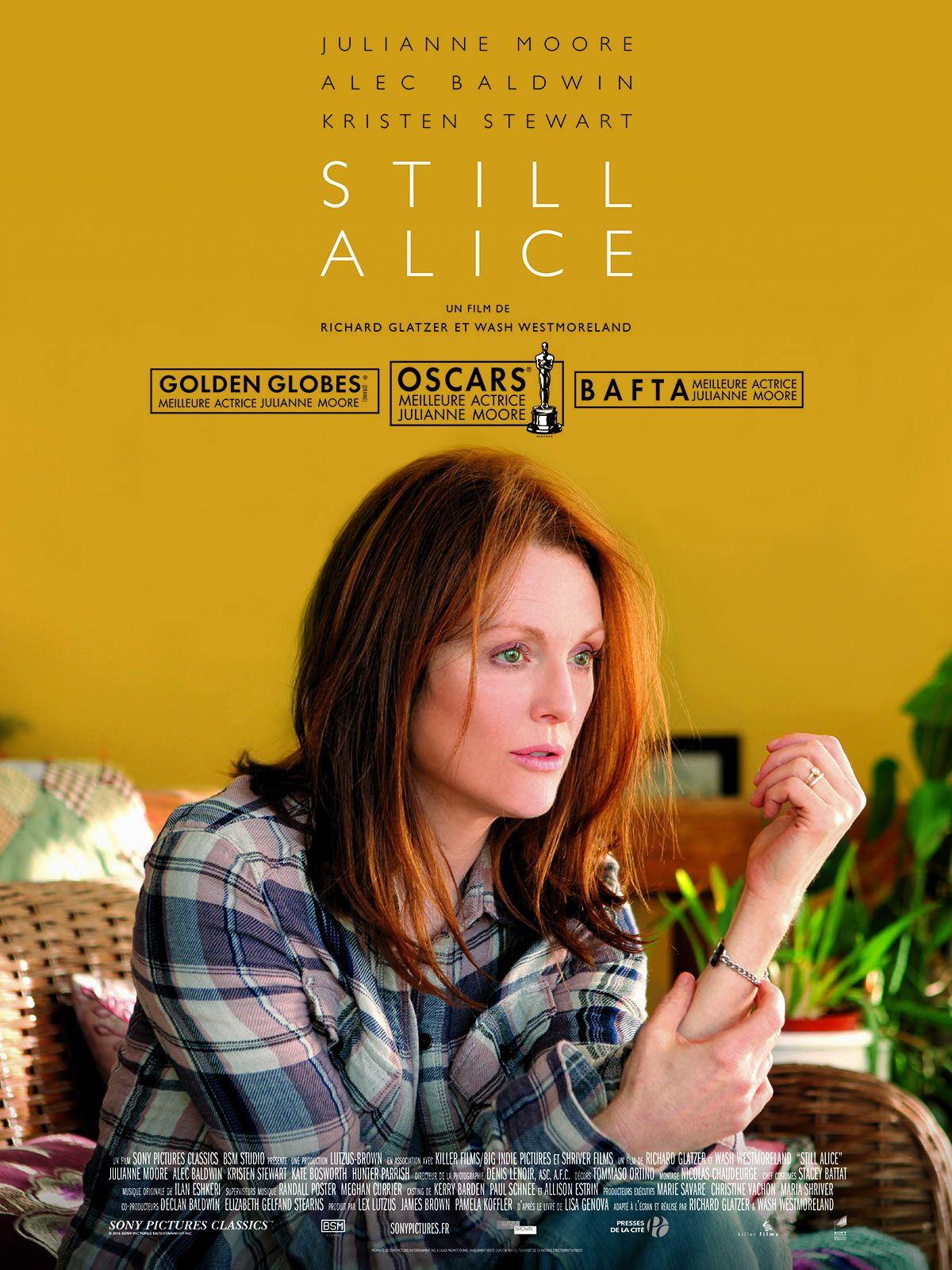 Still Alice (BANDE ANNONCE 2015) avec Julianne Moore, Alec Baldwin, Kristen Stewart