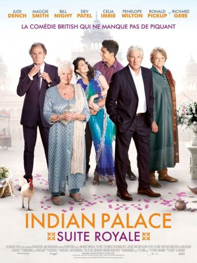 Indian Palace - Suite royale (BANDE ANNONCE 2015) avec Judi Dench, Tom Wilkinson, Maggie Smith, Richard Gere