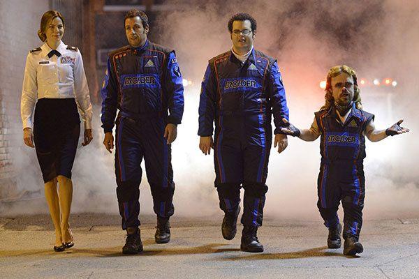 Pixels (BANDE ANNONCE VF et VOST) de Chris Columbus au cinéma le 22 juillet 2015