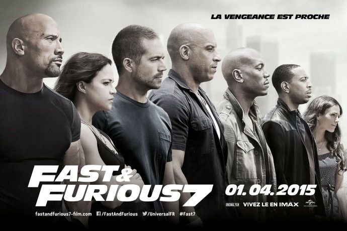Fast & Furious 7 (Making-of : Voitures en chute libre VOST) Au cinéma le 1er Avril 2015