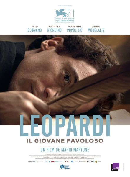 Leopardi Il Giovane Favoloso (BANDE ANNONCE VOST 2015) de Mario Martone