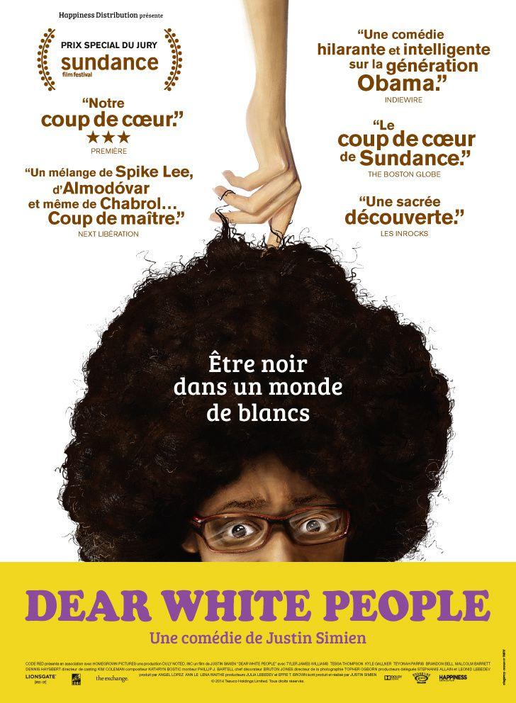 DEAR WHITE PEOPLE (3 EXTRAITS VOST) de Justin Simien - Au cinéma le 25 mars 2015