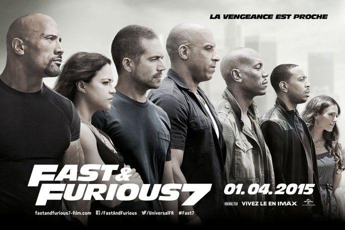 Fast & Furious 7 (Featurette : Lykan Hypersport) avec Vin Diesel, Paul Walker, Dwayne Johnson - 01 04 2015