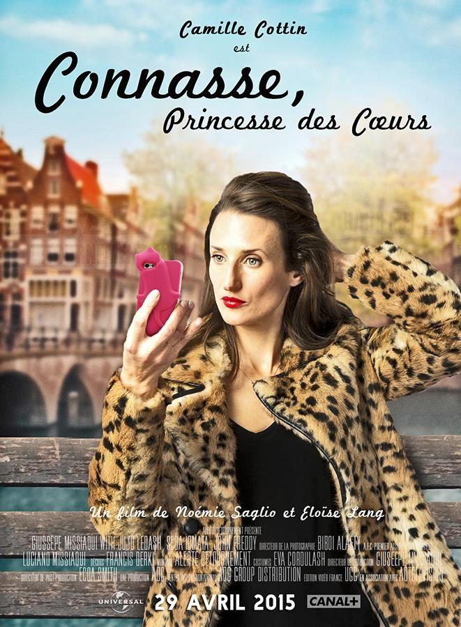 Connasse, princesse des coeurs (BANDE ANNONCE 2015) avec Camille Cottin