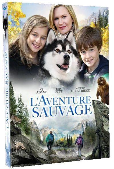 L'aventure sauvage (Une famille en péril) (2013) (BANDE ANNONCE VF) avec Cameron C.J. Adams, Erin Pitt, Natasha Henstridge (Against the Wild)