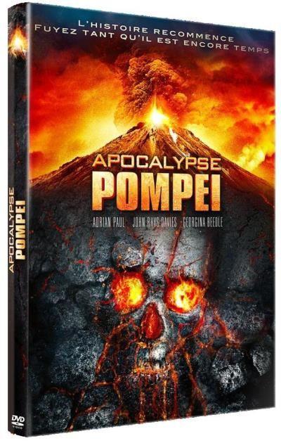 Apocalypse : Pompei (2014) (BANDE ANNONCE) avec Adrian Paul, Jhey Castles, Georgina Beedle, John Rhys-Davies